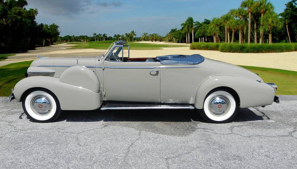 1939 Series 75 Convertible Coupe | Cars | Pinterest | Convertible ...