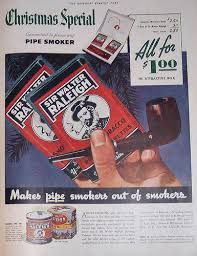 Image result for old pipe tobacco ads