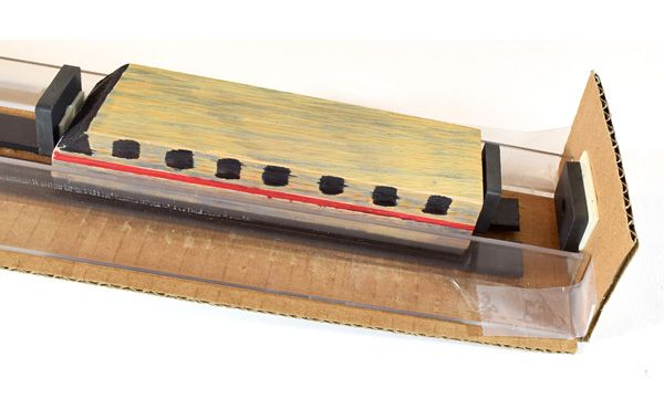 Stop the Train! Magnetic Brakes for a Maglev Train | K-12