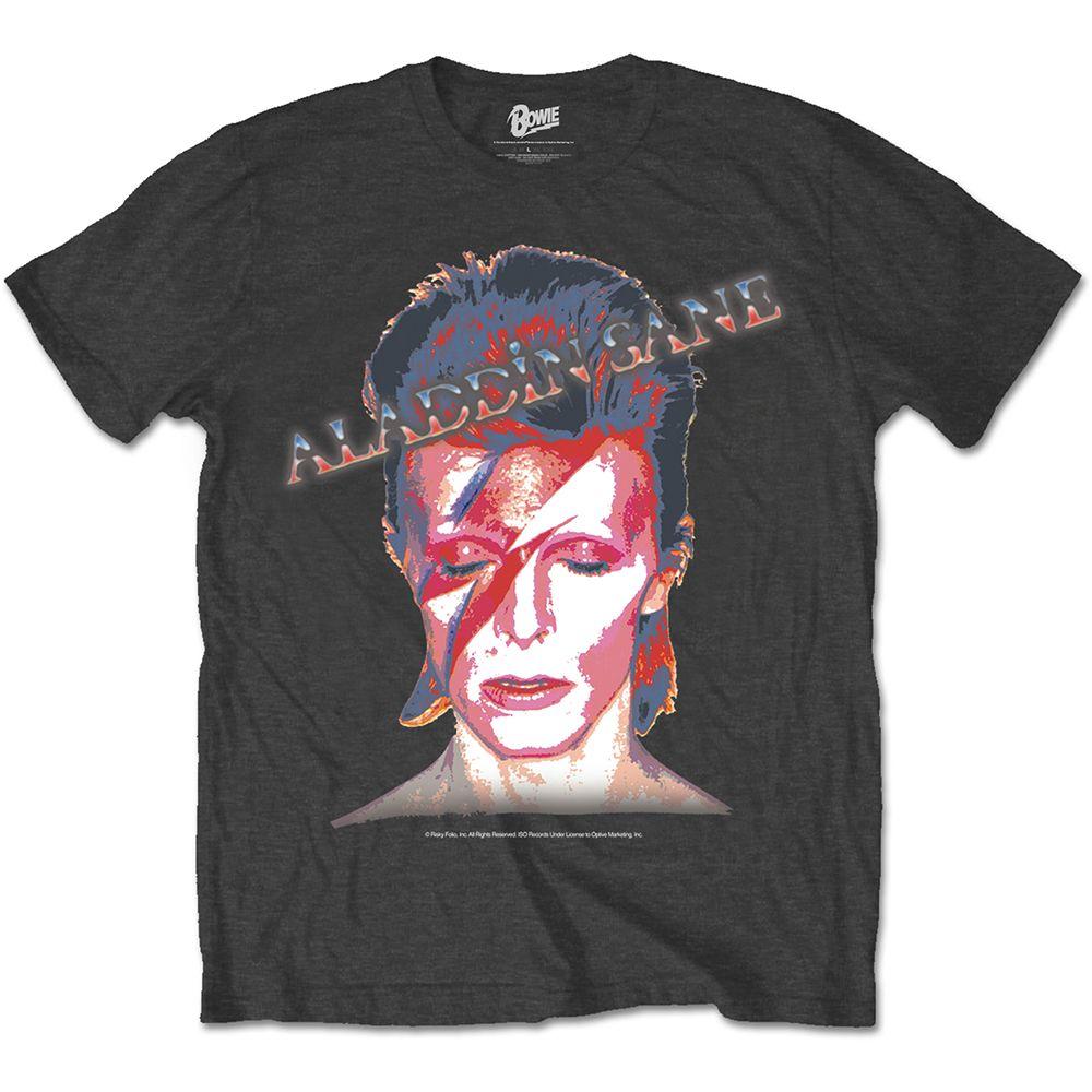 David Bowie Men's Tee: Aladdin Sane Wholesale Ref:BOWTS12MC