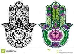 Resultado de imagen para mano de fatima flor de loto
