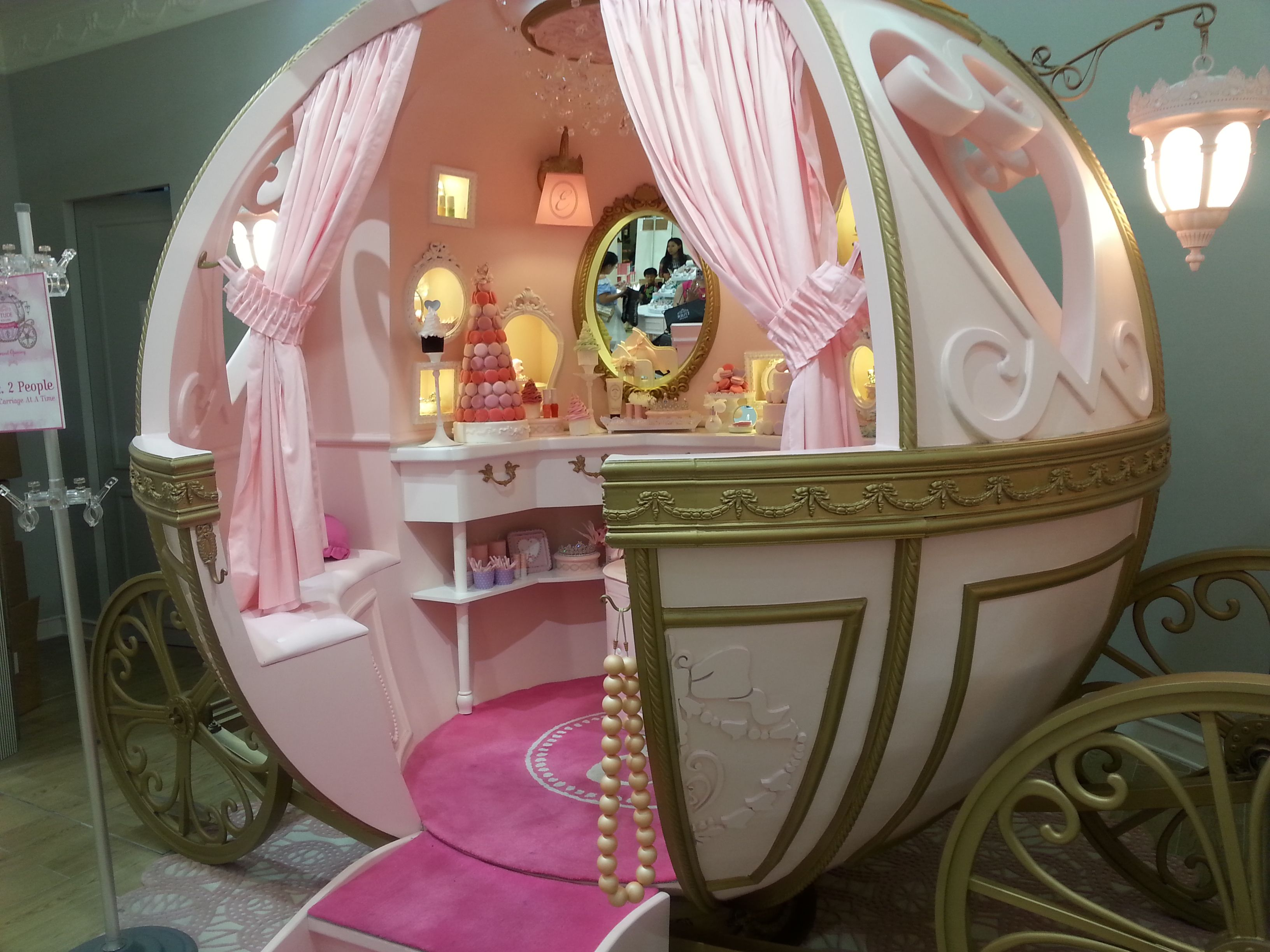 Childrens Princess Carriage Beds  Google Search