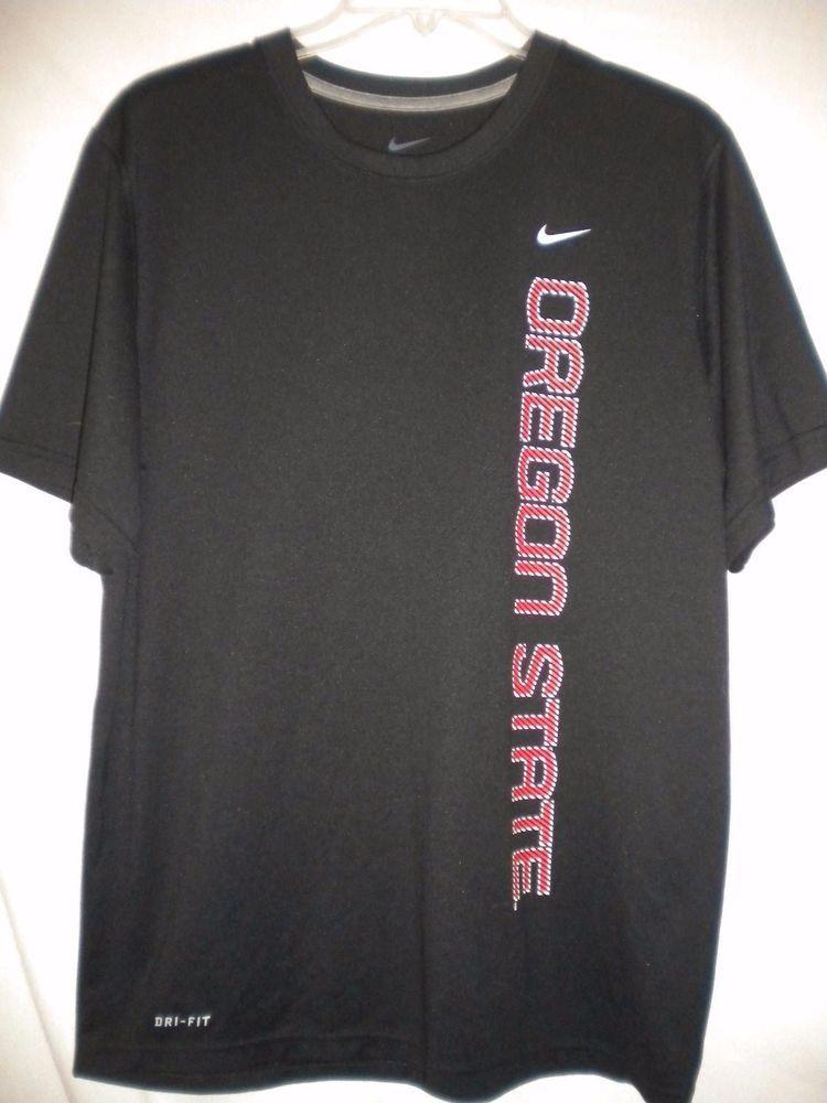 Nike Medium Black Short Sleeve