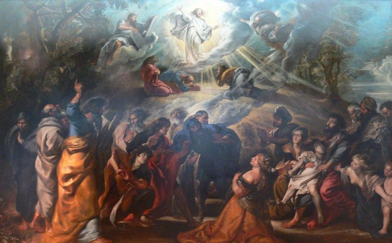 Prayers, Quips and Quotes:  The Transfiguration, Feast Day August 6
