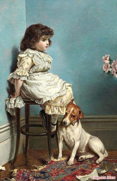 Louis Marie de Schryver (French, 1862-1912)