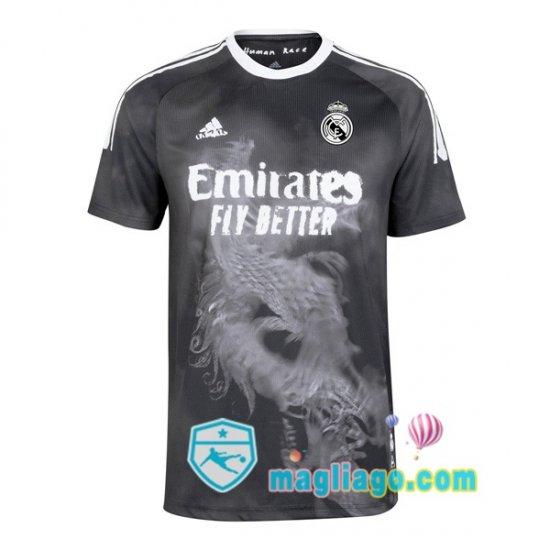 Maglia Real Madrid Uomo Adidas X Human Race 2020/2021   Real ...