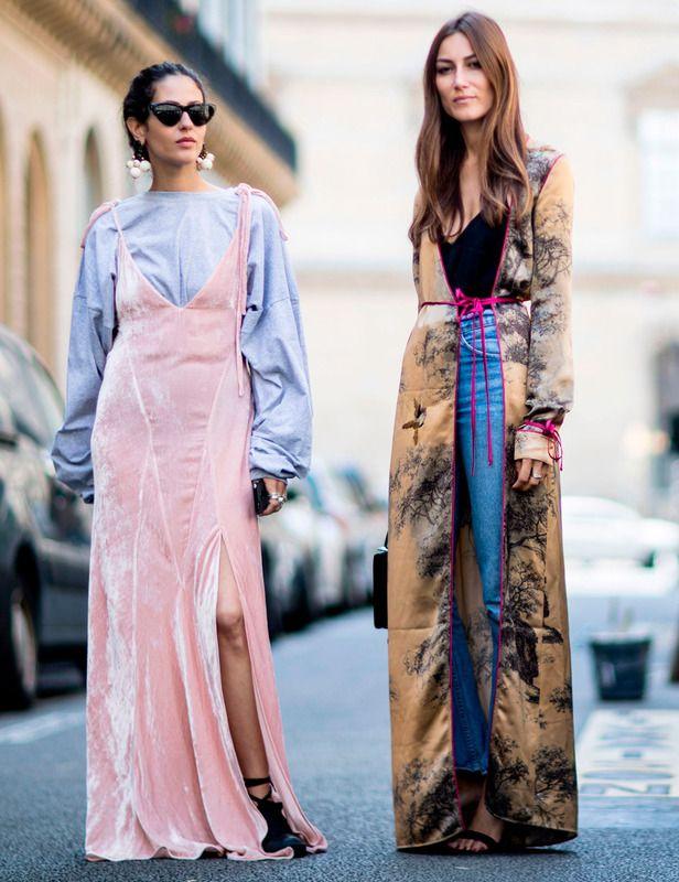 Una calle de París…  – Moda