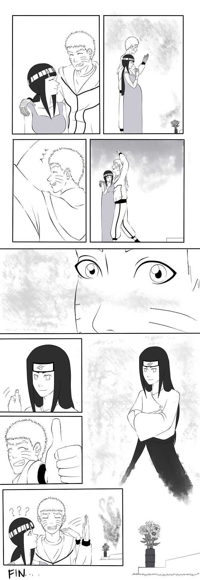 naruhinaislove Komik naruto, Naruto comic, Naruto uzumaki