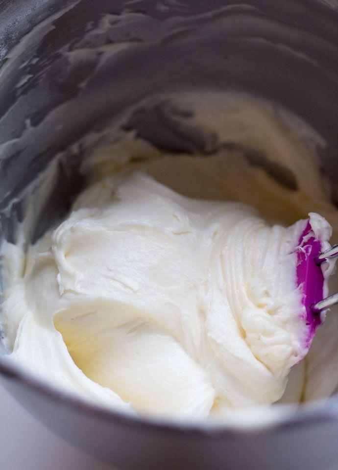 philadelphia frosting recept