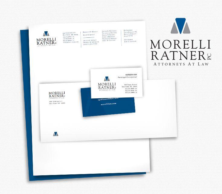 attorney letterhead design