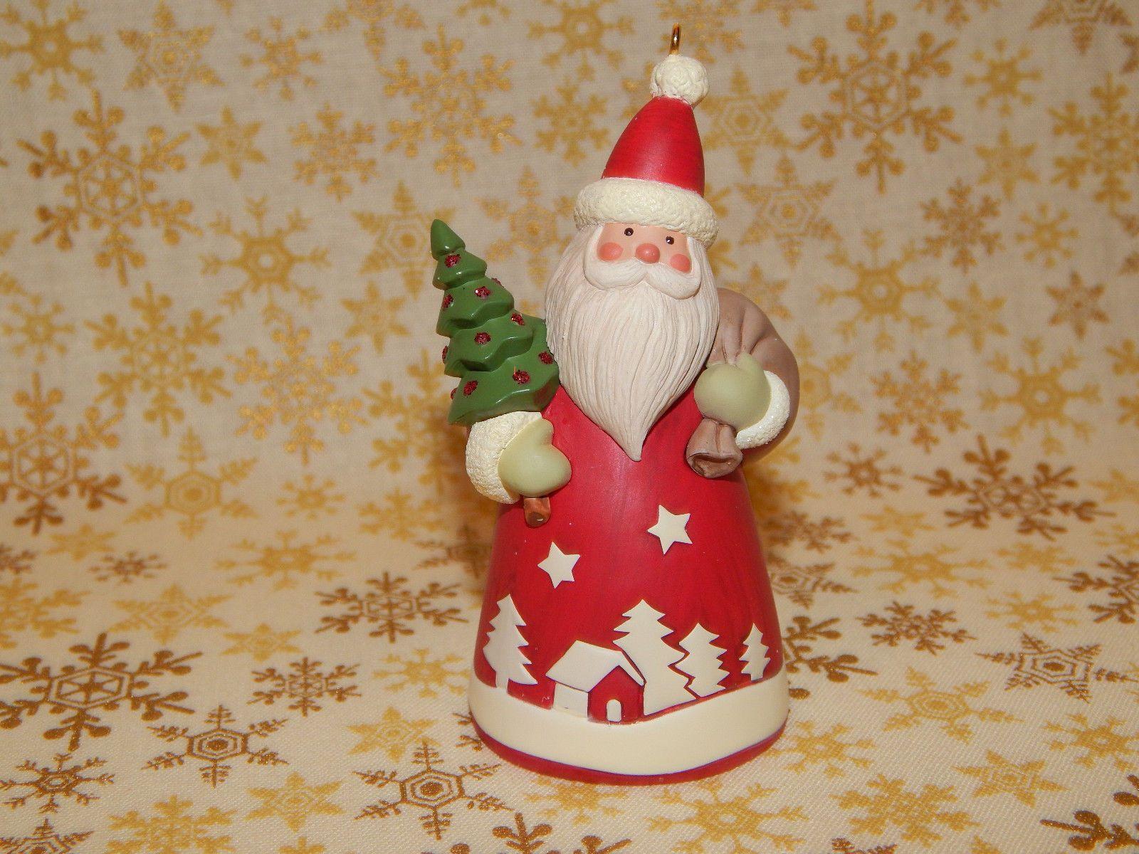 Hallmark Ornament 2006 St Nick Santa Claus 466 | eBay