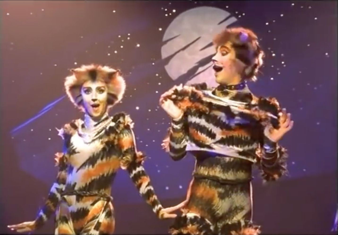 Cats (1998) in 2020 Jellicle cats, Cats musical, Cats