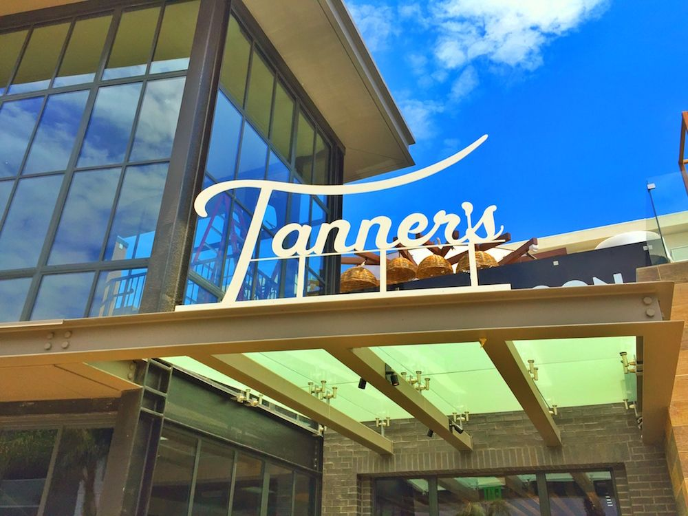 Tanners Restaurant At Pasea Hotel Spa