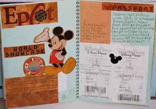 My ScrapCrazy Life: Travel Smashbook