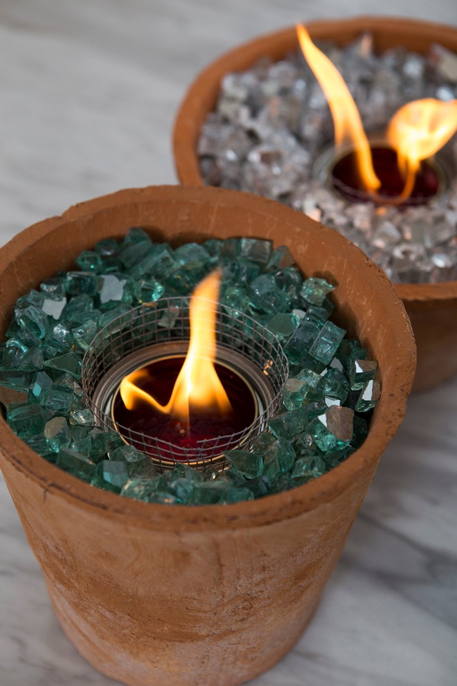 Photo of You MUST see these DIY, non-toxic table fire pits!