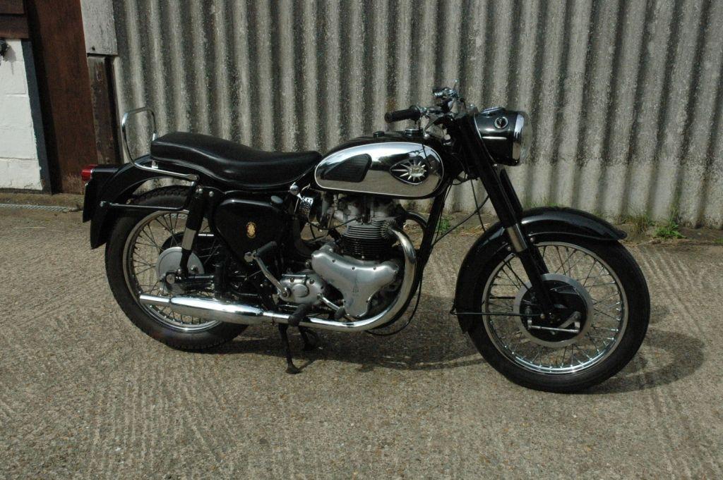 BSA A7 | 1960 bsa a7 ss shooting star 500cc twin 1960 bsa a7 ss