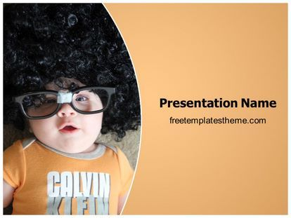 Download free geek child powerpoint template for your download free geek child powerpoint template for your powerpoint toneelgroepblik Choice Image