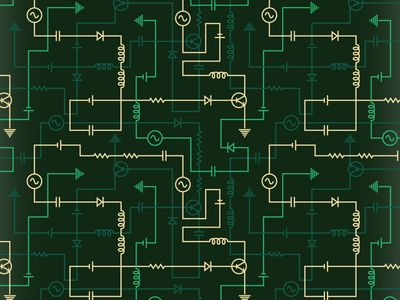 Electrical Circuit Pattern | Pinterest | Circuits