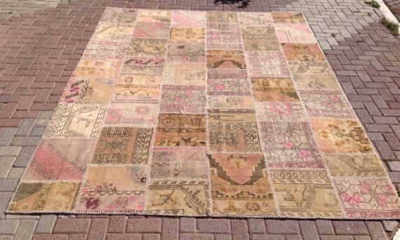 Area Rug 8x10 Turkish Carpet Oversized