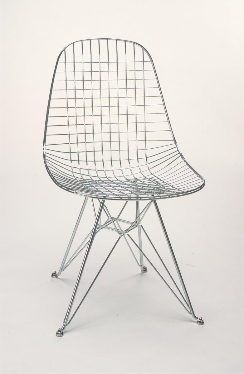 Eames Lounge Chair Komfortable Wire Mesh Gepolsterte Möbel