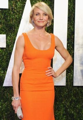 Cameron Diaz Also Seeks Respite From Some Flowers The