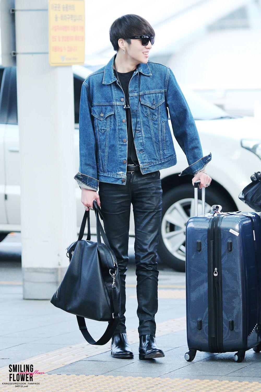 Winner Icn To China Winner Pinterest Airport Fashion Kang Seung Yoon And Idol