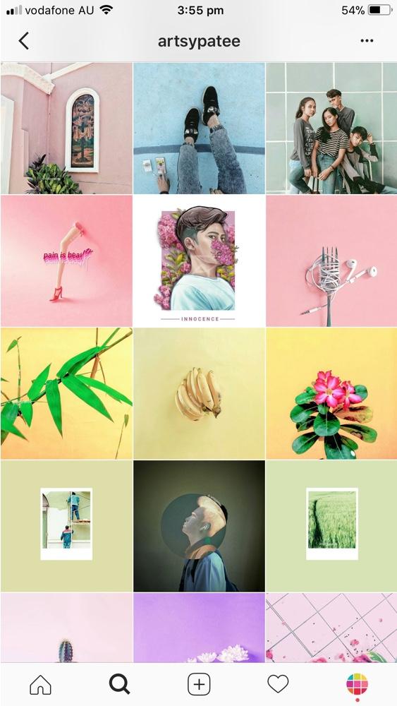 16 Super Creative Instagram Accounts | Profile pictures