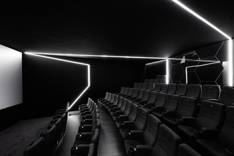 innenarchitektur stuttgart - filmtheater, kino, film, weltspiegel, Innenarchitektur ideen