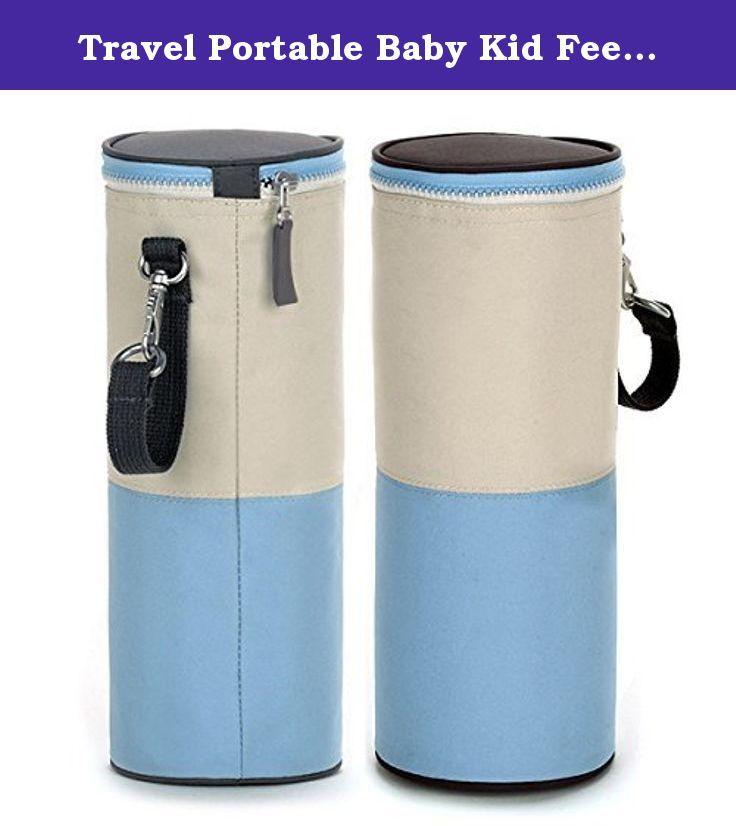 Portable Travel Baby Kid Feeding Milk Bottle Warmer Storage Holder Carrier Bag