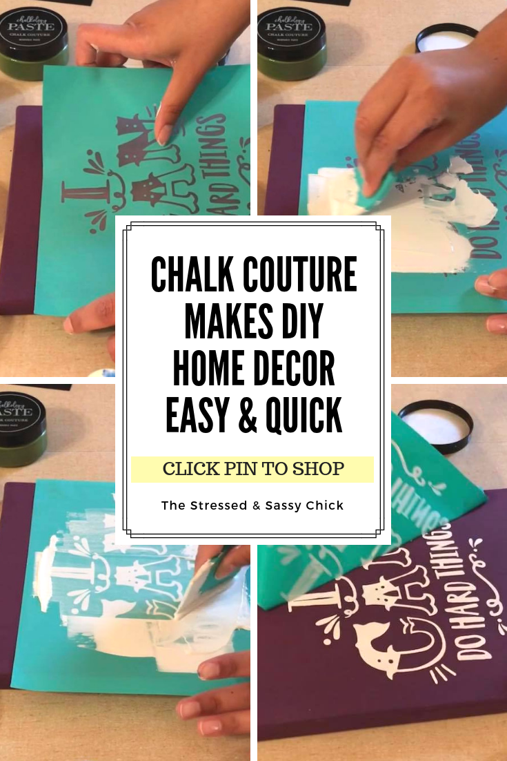 Chalk Couture is a direct sales company that sells ...