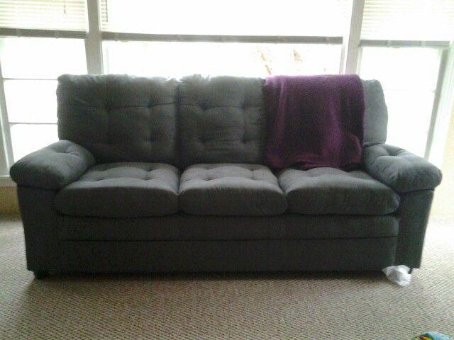 Charming Buchanan Sofa In Grey  Walmart.com