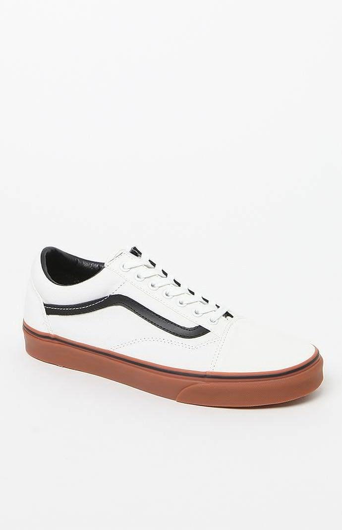 Shoes, Vans gum sole