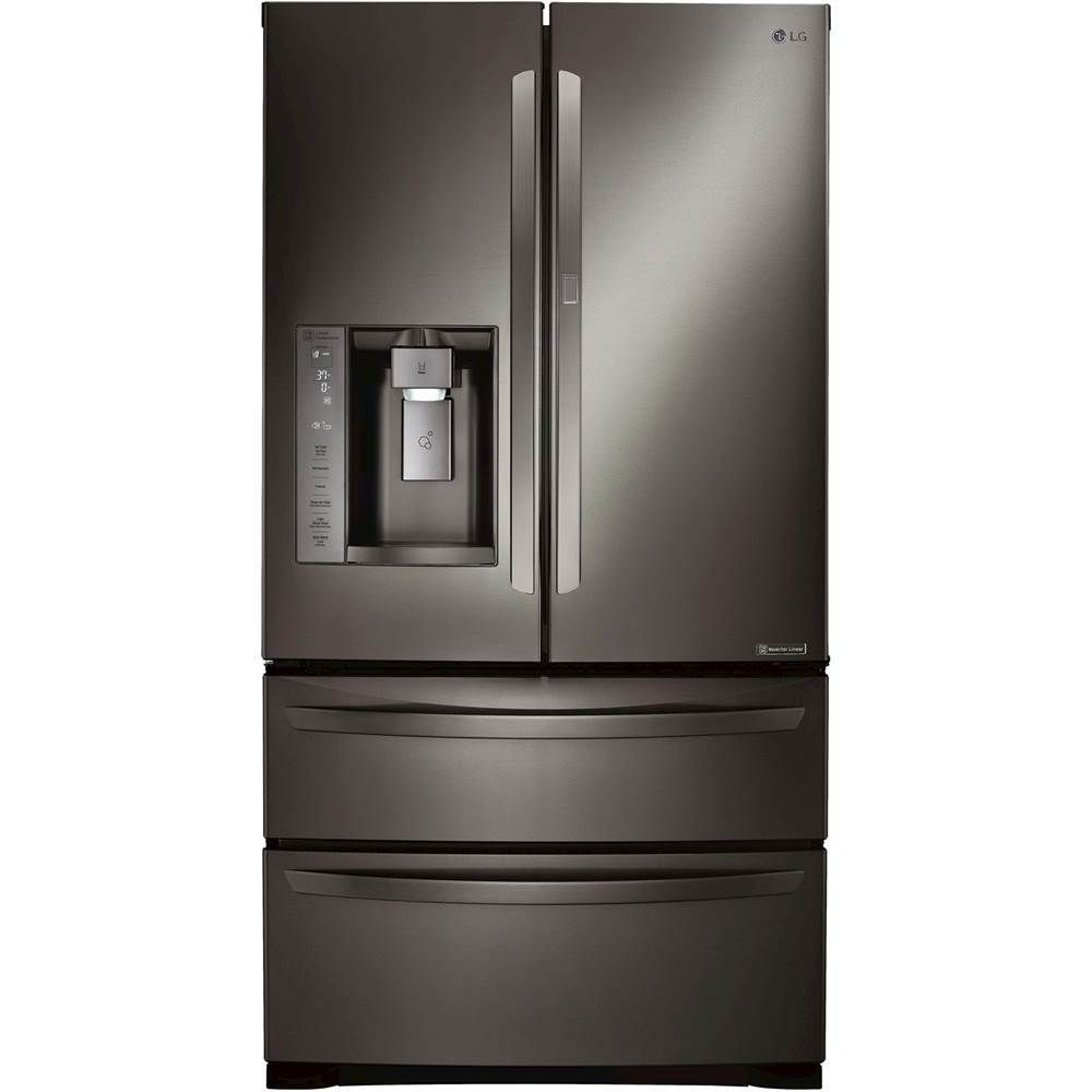 Lg doorindoor cu ft door french door refrigerator