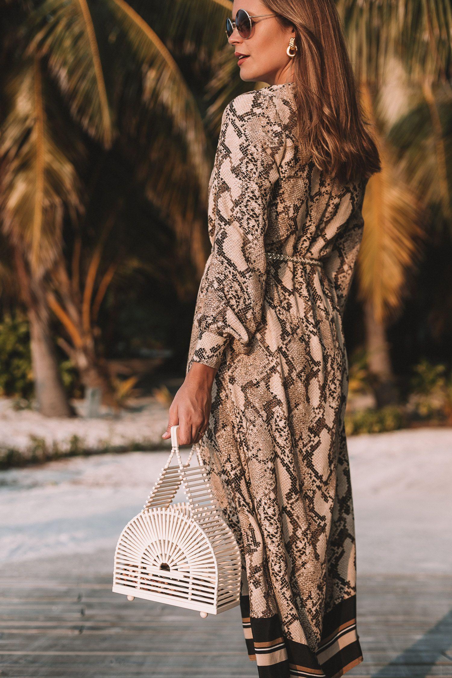 Taschen Trends im Sommer 2019 | Kleid mit ärmel, Mode und ...