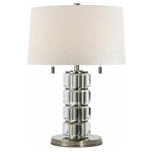 Ralph Lauren Home Brookings Table Lamp ($1,350) ❤ liked on Polyvore ...