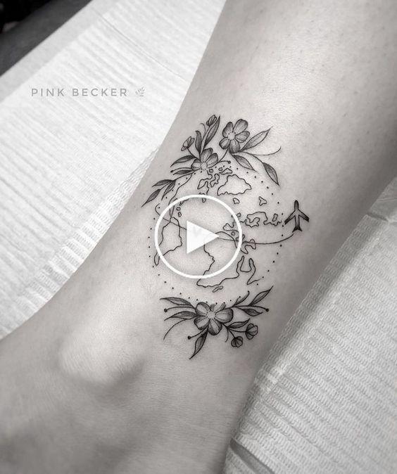 Photo of tatouage Voyage? Voir qui les artistes de référence en la matière. Fofas / S #tattooimages – Homemade Tattoo 2020