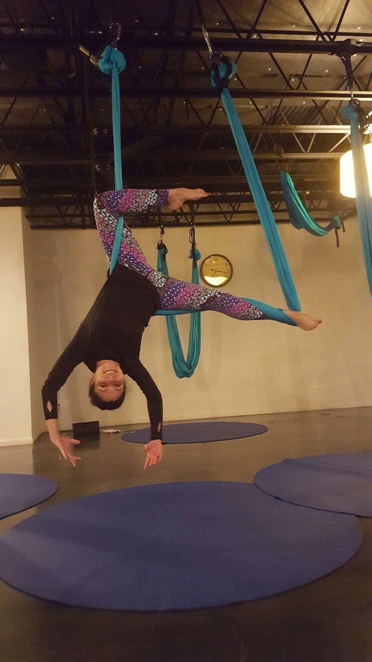 It me aeroyoga pinterest aerial yoga yoga and aerial silks