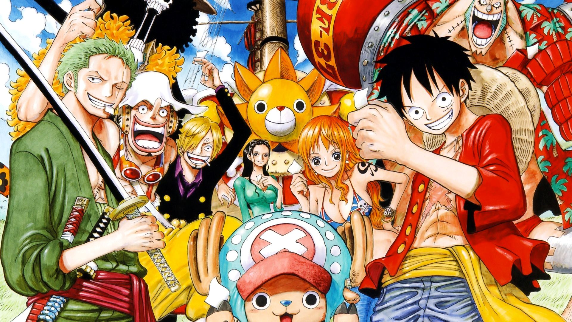 86 one piece wallpapers download images in full hd, 2k and 4k sizes. Wallpaper 4K Pc One Piece Trick | One piece anime, Mangá ...