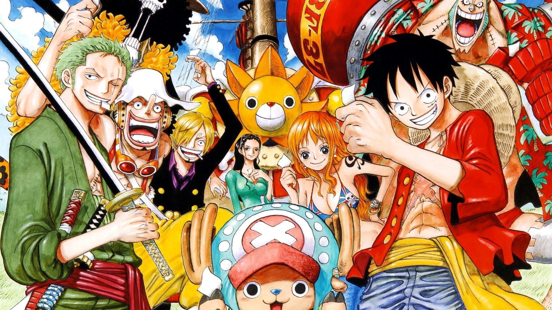 Wallpaper 4k Pc One Piece Trick Manga One Piece One Piece Anime Wallpapers Hd Anime
