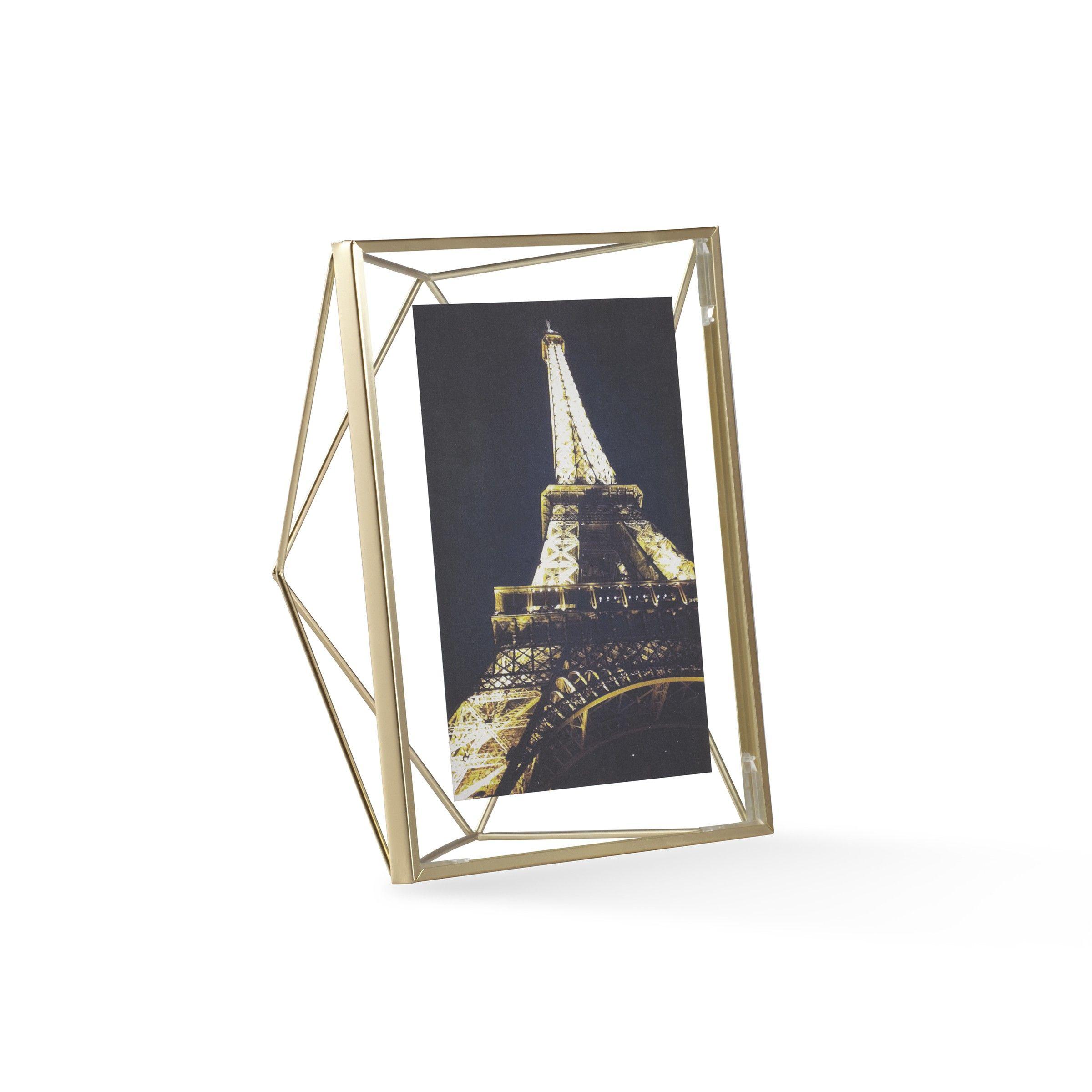 PRISMA FRAME 5 X 7 MATTE BRASS | Home Sweet Home | Pinterest | Desks ...