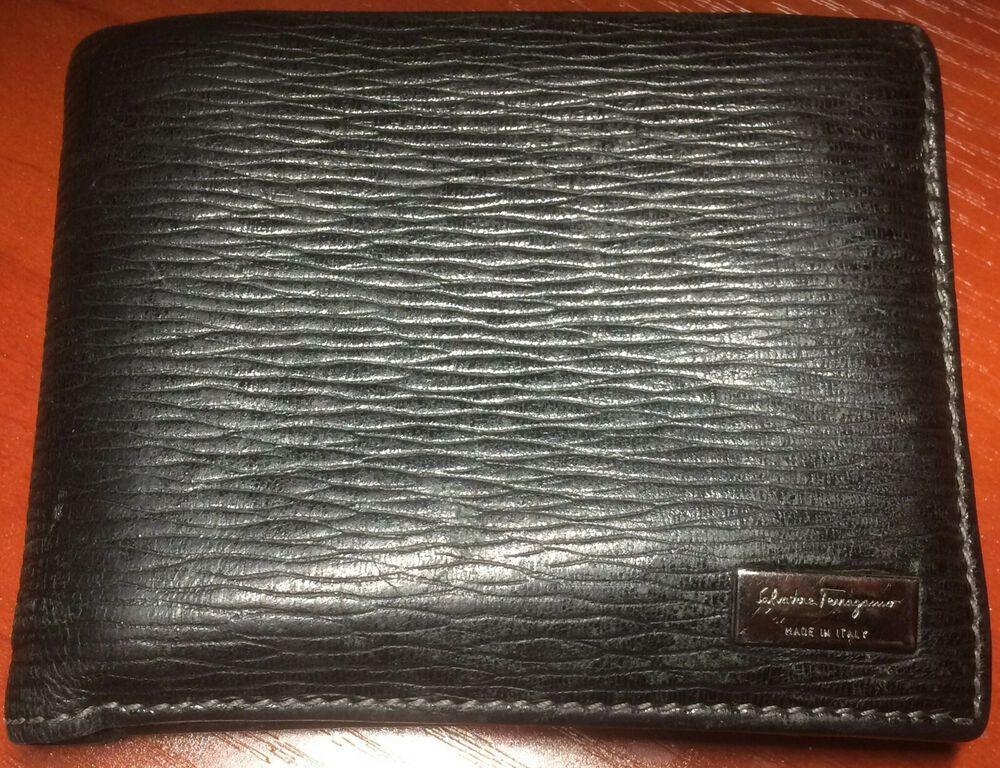 a8536e383034 Nike men's brown pebble leather Bifold Passcase Wallet #fashion ...