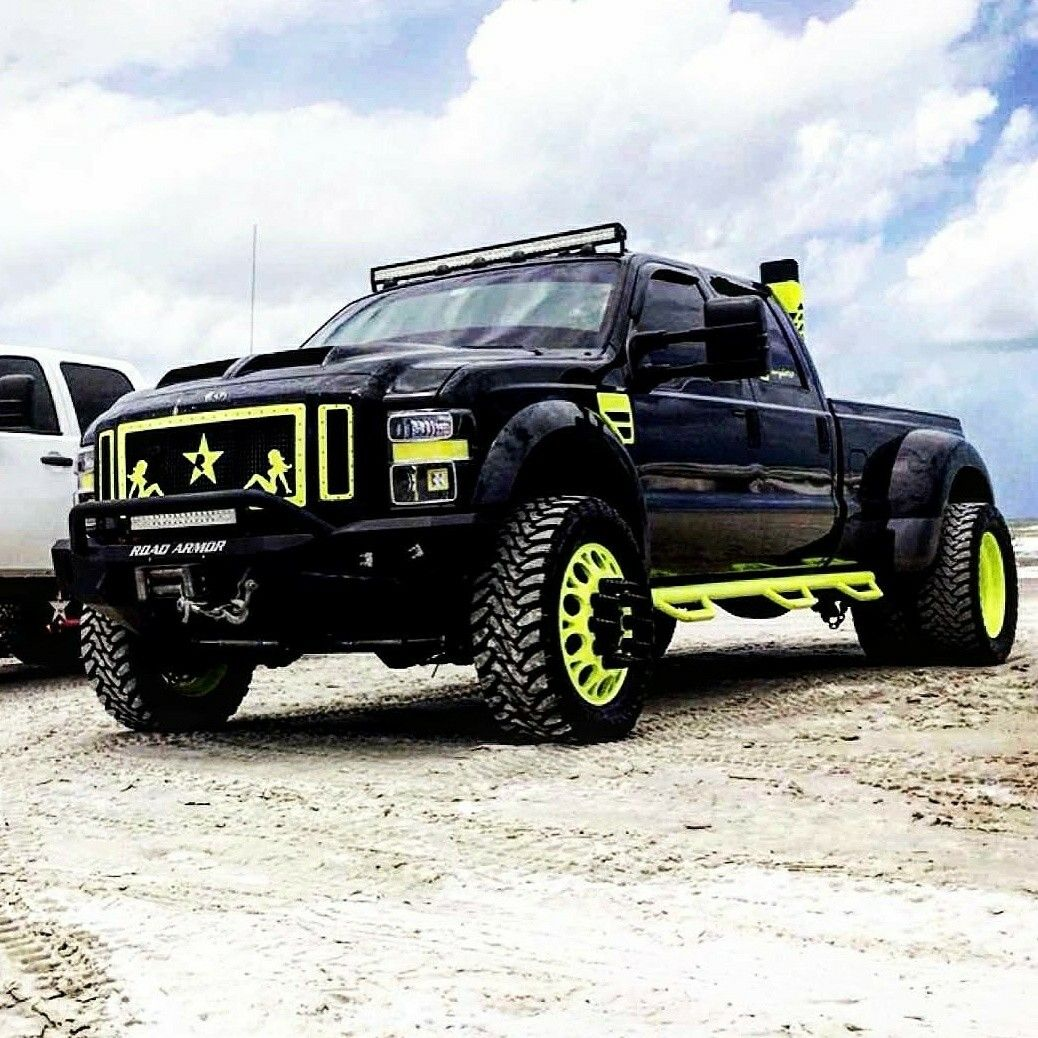 HOLY COW THIS IS BAD BUTT !!! SUPER DUTY DONE RIGHT