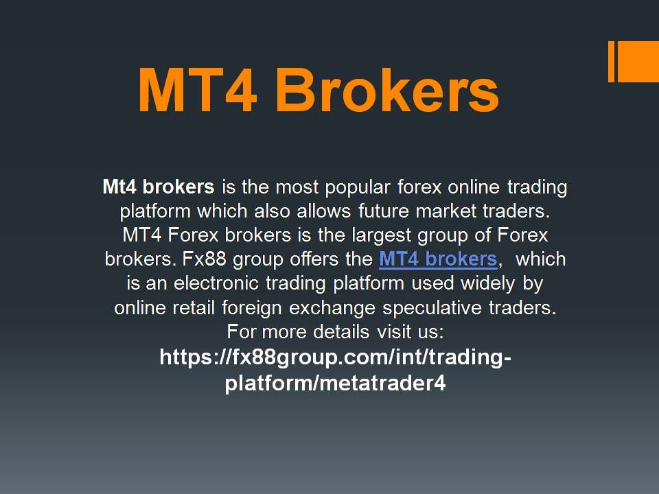 Multi Account Manager Mam Introduction On Metatrader 4 Mt4