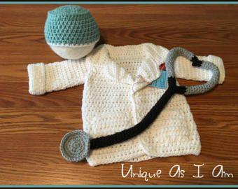 Crochet stethoscope   Etsy