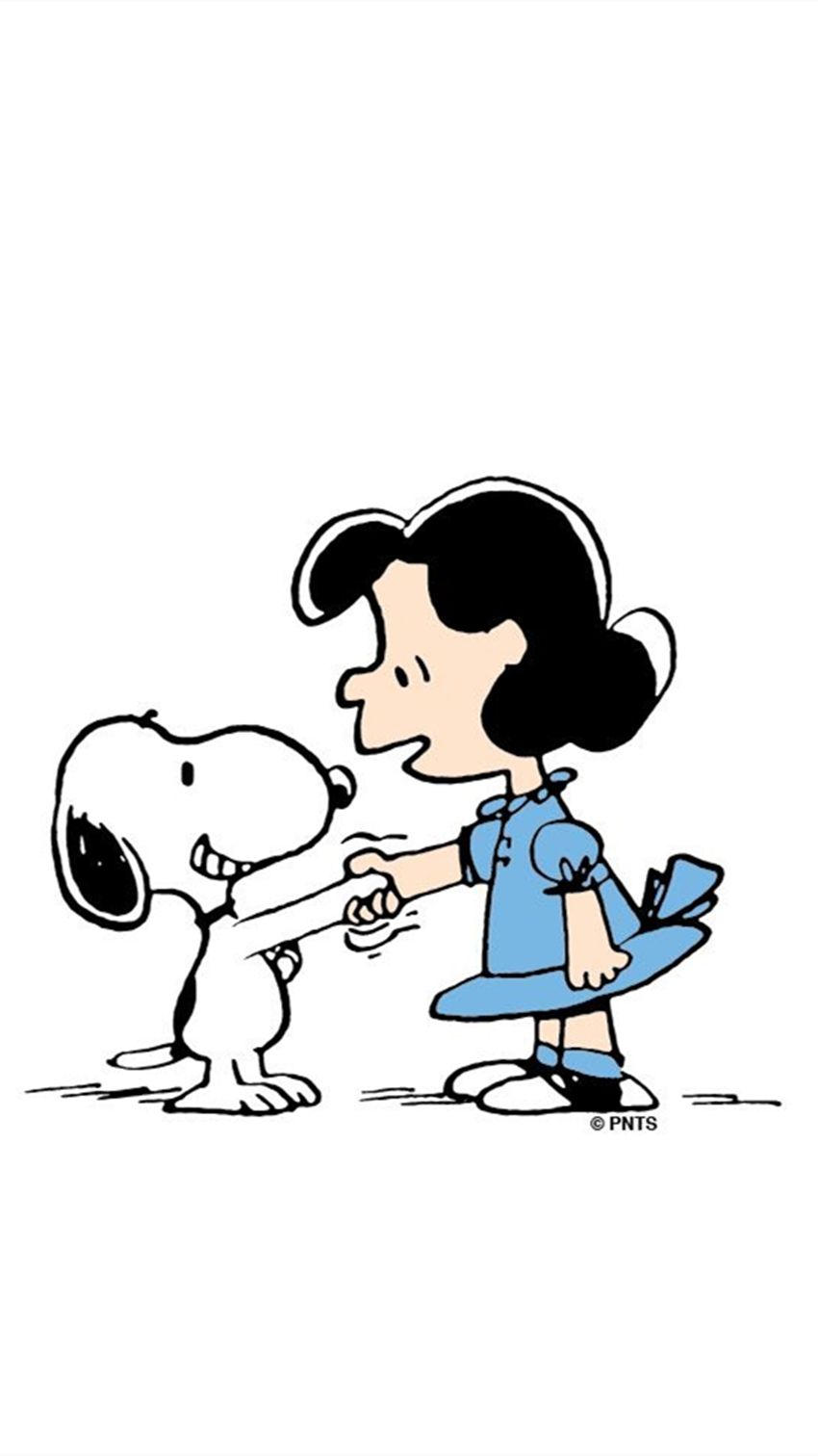 It S A Deal Snoopy Wallpaper Snoopy Snoopy Love