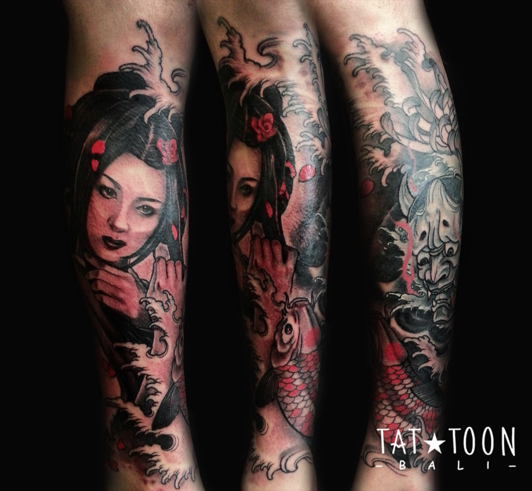 Pin di Tattoon Tattoo Bali Artwork