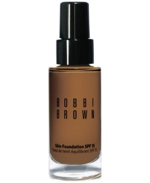 Bobbi Brown Skin Foundation Spf 15, 1 oz - Almond