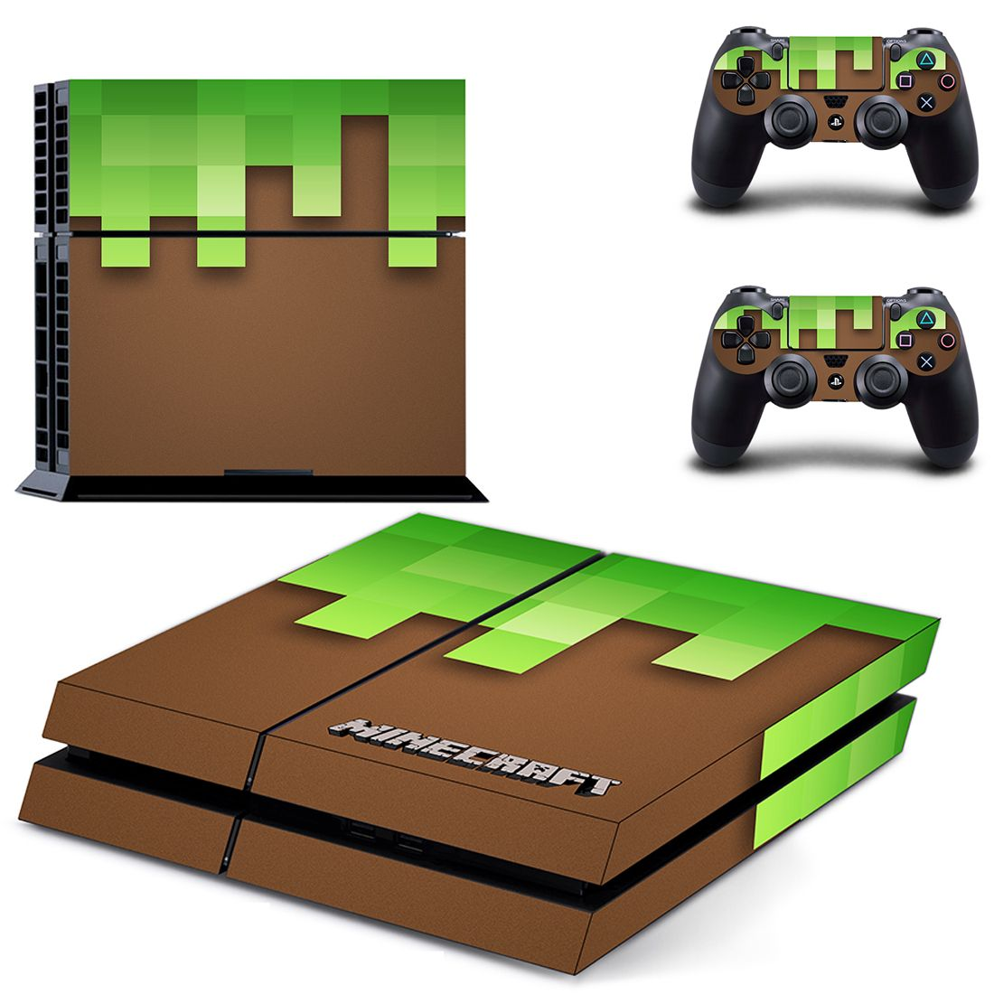 Minecraft Ps4 Skin Sticker Decals In 2019 Video Games