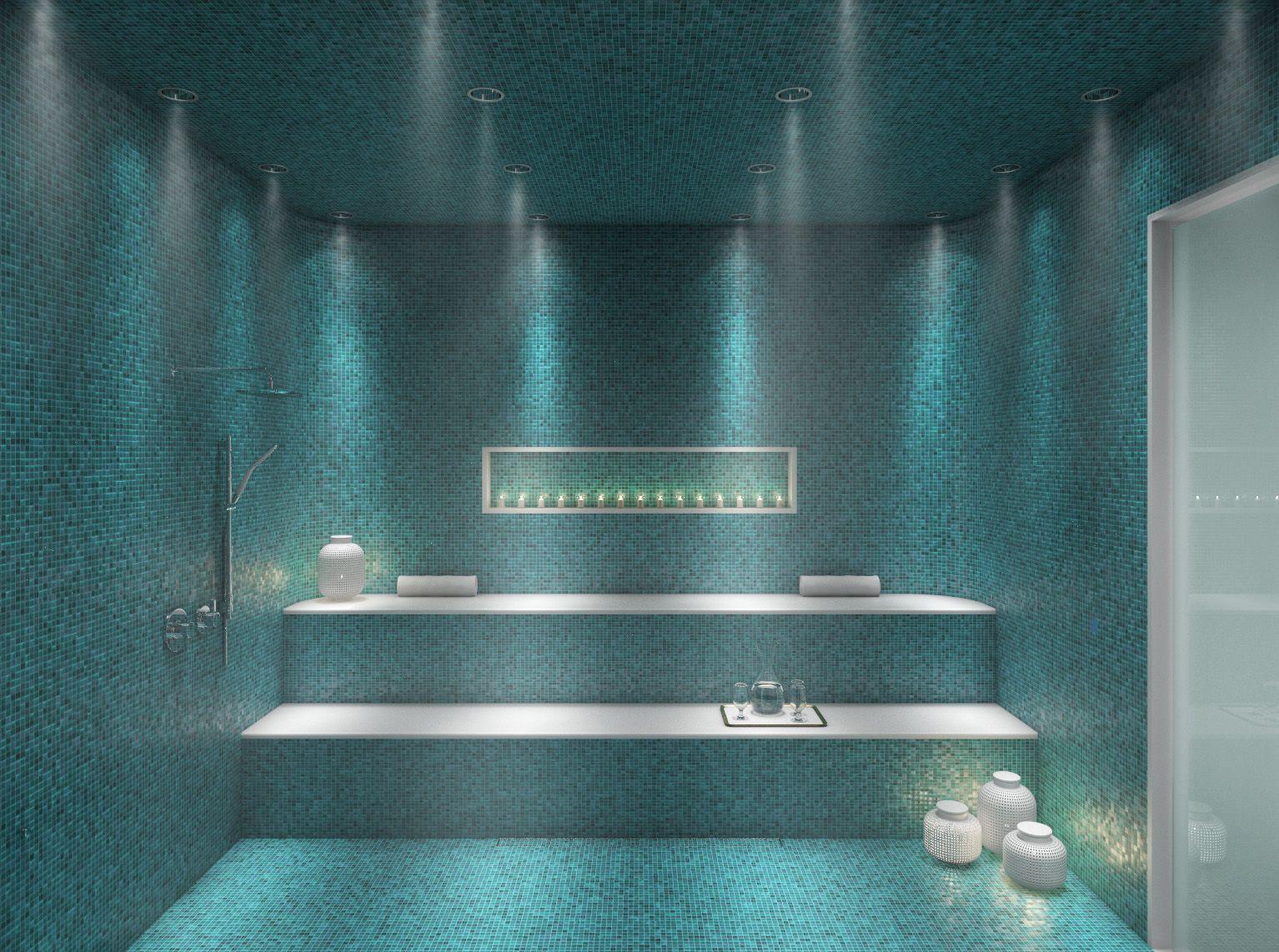steam room spa - Google Search | Steam Room | Pinterest | Steam room ...