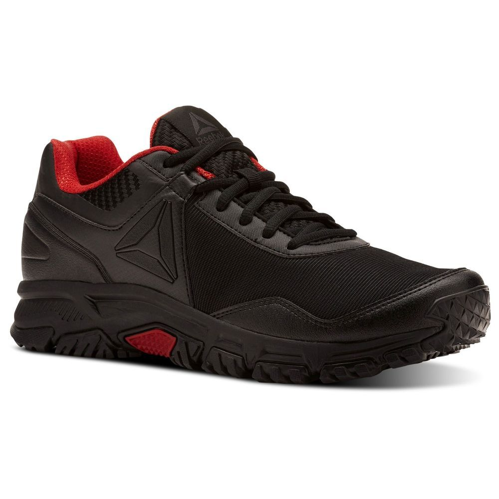 157c89d387f6da Trail Ridgerider 3.0 Reebok Men S Walking Choose Sz Color black red running  shoe  fashion